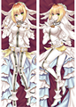 Чехол для подушки Fate Grand Order FGO Mordred Hugging Body 150 см Dakimakura