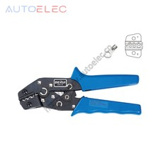 SN-0325 mini-tipo de friso empilhadeira 0.75-2.5mm terminal ferramenta de friso ferramentas ferramenta multi alicates da mão