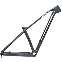 MCELO Bicycle Frames carbon frame 29 boost mountain bike frame mtb 2019 29er T800 carbon fiber mtb frames carbon with headset