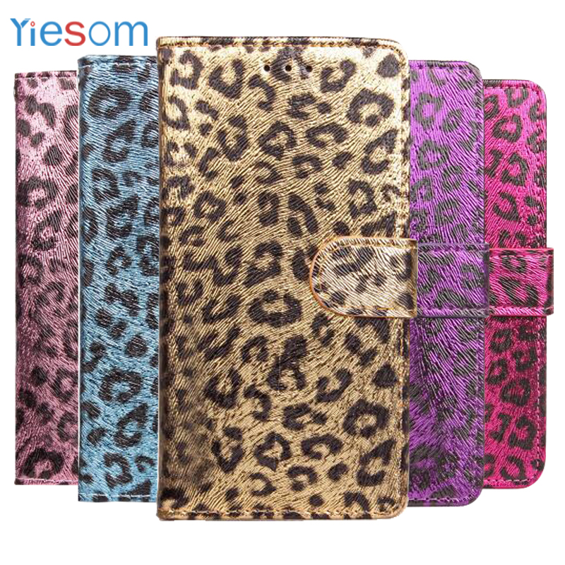 Leopard Skin Leather Phone <font><b>Case</b></font> For <font><b>Samsung</b></font> Galaxy <font><b>S8</b></font> Plus Cover Wallet Card Slots Phone Bags For <font><b>Samsung</b></font> Galaxy <font><b>S8</b></font> Plus Note 8 image