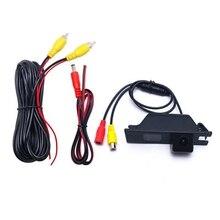 HD CCD tylna kamera samochodowa dla opla Night Vision 170 stopni samochodowy o szerokim kącie kamera samochodowa Auto kamera cofania kamera samochodowa