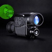 Free shipping Gen2 digital monocular infrared night vision goggles 6X32 day and night vision scope for hunting NV 632 hot sell