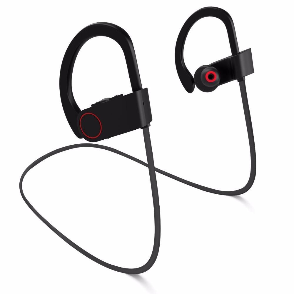 GDLYL Bluetooth Earphone Wireless Sports Headphones Ear Hook Headset Running Music Stereo Earbuds Handsfree with Microphone gdlyl bluetooth headset wireless earphone headset bluetooth earpiece sport running stereo earbuds with microphone auriculares