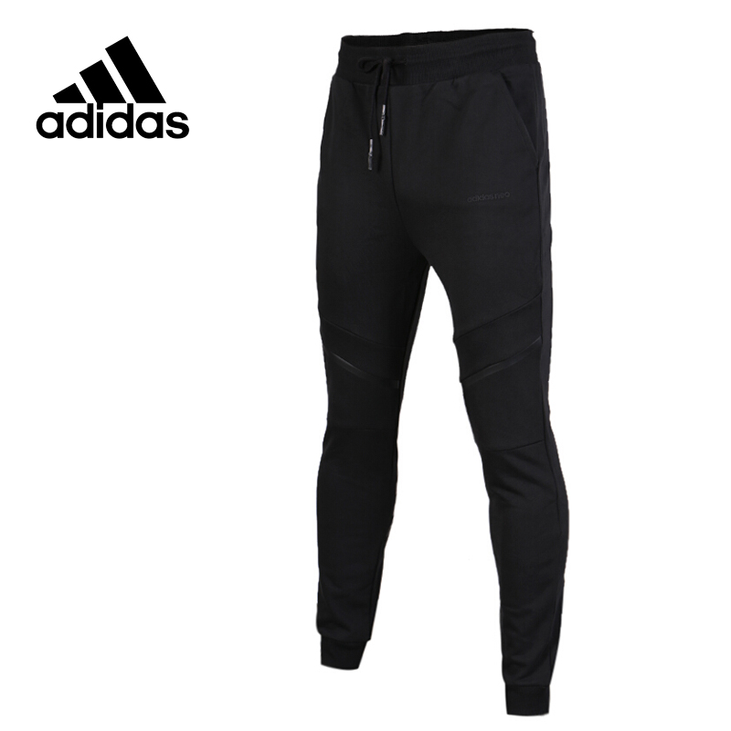 Adidas Original New Arrival Official NEO Men's Full Length Training Pants Sportswear BR8651 original new arrival official adidas women s tight elastic training black pants sportswear