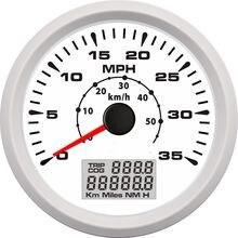 Универсальный gps Спидометр спидометр скорость 0 35 миль/ч 55