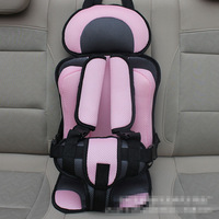 Portable Baby Car Seat For 6 Months To 5 Years Old Baby Thicken Children Infant Car