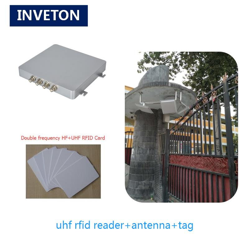 Access Control Pvc Passive Blank Card Printable Uhf Rfid Tag Anti Body Can Be Hang Around The Neck Used For School Attendance Management By Scientific Process