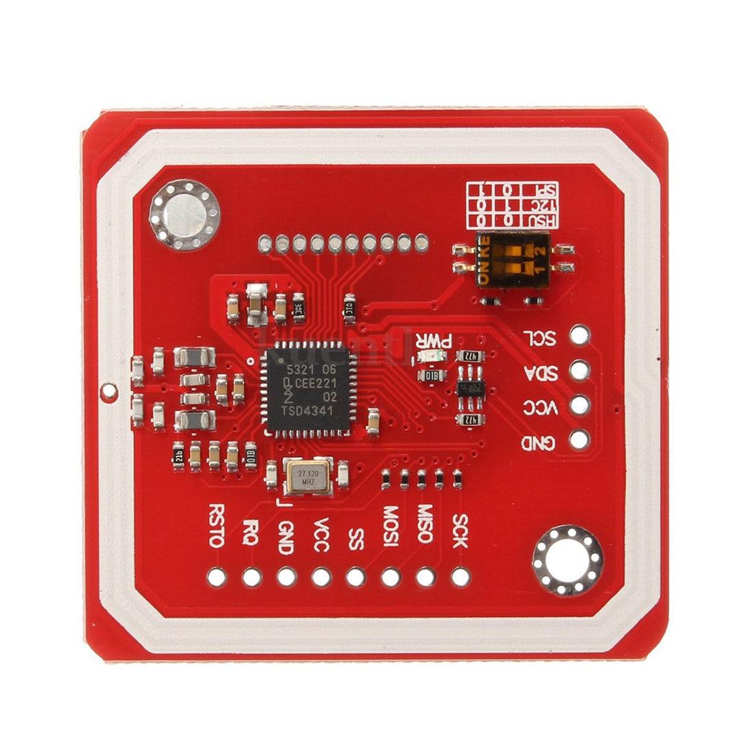 Wholesale PN532 NFC RFID V3 Module Kits for Arduino Android keyes pn532 nfc card module for arduino raspberry pi