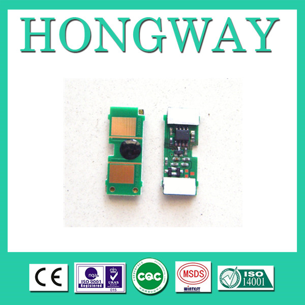 Compatible HP Q7553A Q7553X cartridge chip suitable for HP 2015 2015N 2015D P2014 printer chip image