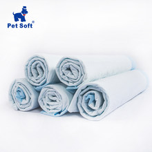 Pet Soft 1Pcs Pet Training and Puppy Pads Super Absorbent Pet Diaper Dog Training Pee Pads Healthy Clean Wet Mat For Dog Cats(China)