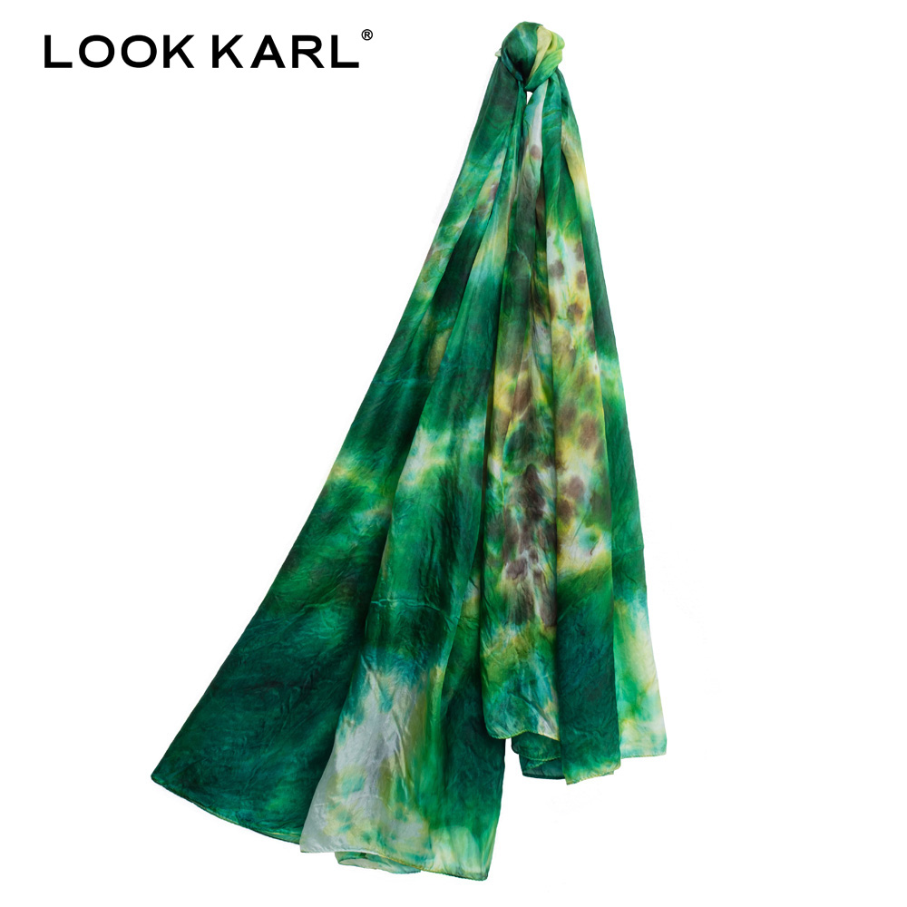 Compare Prices on Green Silk Scarf- Online Shopping/Buy Low Price ...