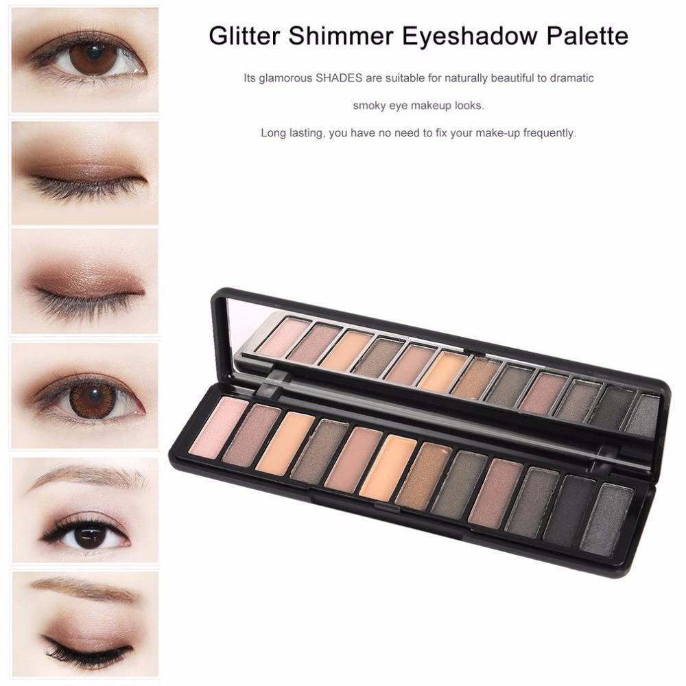 Image result for popfeel nude eyeshadow palette 12-1