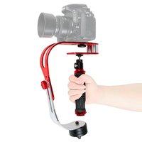 Handheld Video Camera Stabilizer Steady Photo Studio Accessories Steadicam For DSLR Camera Smartphone Tripod