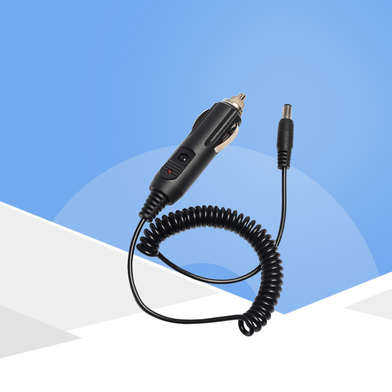Baofeng Universal Walkie Talkie Changeable Match Eliminate Charger Accessory Car Charger For UV-5R TG-UV2 TH-UVF1