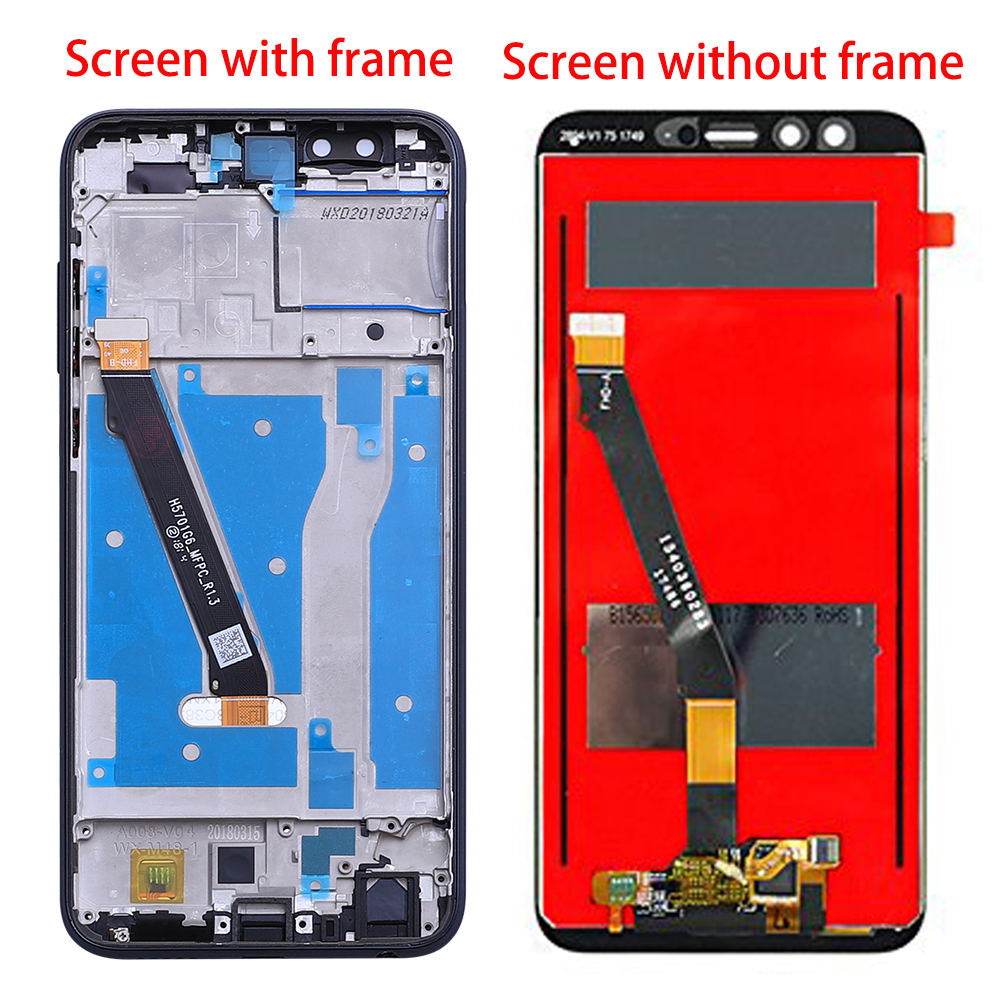 Image 4 - Original Display For HUAWEI Honor 9 Lite LCD Touch Screen Replacement for HUAWEI Honor 9 Lite Display LCD lld al00 al10 tl10 #2-in Mobile Phone LCD Screens from Cellphones & Telecommunications