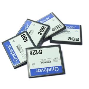 Image 3 - ¡Promoción! 50 unids/lote onefavor 4GB CompactFlash tarjeta de memoria CF industrial tarjeta CF