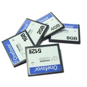 Image 3 - Promozione!!! 50 pz/lotto onefavor 4 GB CompactFlash CF Scheda di Memoria della Scheda CF industriale
