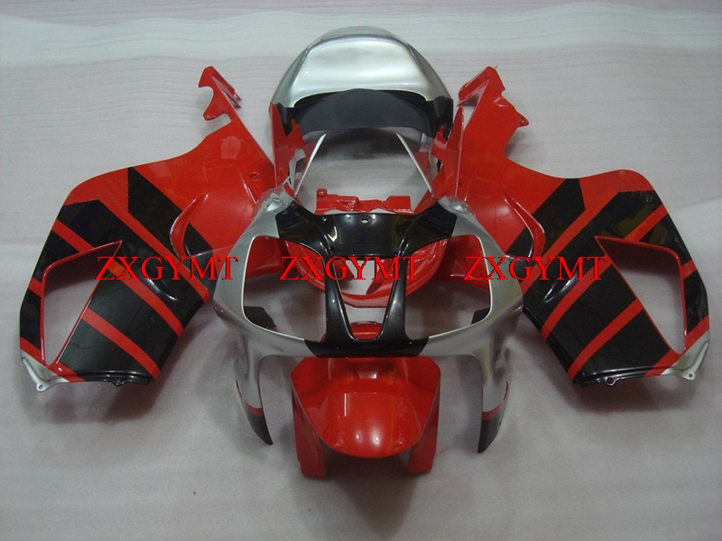 Abs Fairing for RTV1000R RC51 2000 - 2006 Fairings RC51 SP1 SP2 01 02 Red Black Silvery Body Kits for Honda VTR1000 RR 06 05Abs Fairing for RTV1000R RC51 2000 - 2006 Fairings RC51 SP1 SP2 01 02 Red Black Silvery Body Kits for Honda VTR1000 RR 06 05