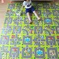 Bebê interior macio jogar puzzle educacional mat divisão conjunta rastejando game pad tapete de espuma EVA crianças crianças brinquedos tapete playmat
