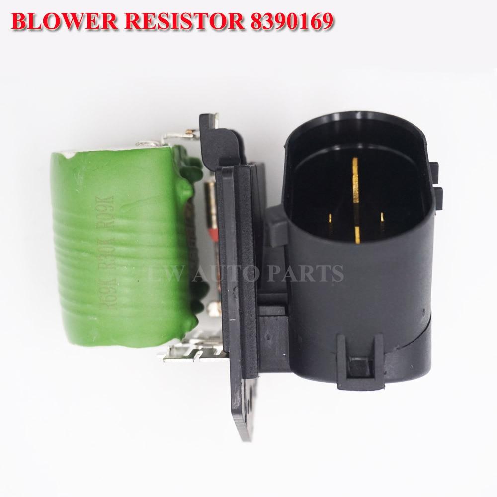 WM Heater Motor Fan Blower Resistor 9180020