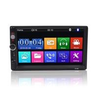 2 din Car Radio 7 HD Autoradio Multimedia Player 2DIN Touch Screen Auto audio Car Stereo MP5 Bluetooth USB TF FM Camera