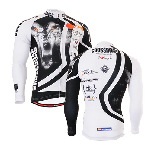2016 Tiger Head animal cycling jersey cool popular wolf cycling jersey tops for riding recycling jerseys with tiger head printed