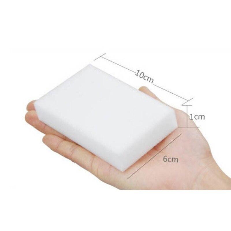 10 х 6 х 1 см многофункциональный магия губкой меламиновой губкой Ластики очиститель Nan ...
