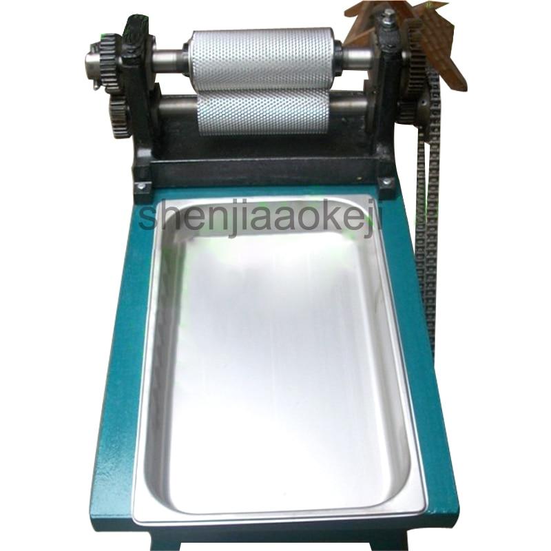 1pc Electric comb foundation Sheet machine engraving electric beeswax machine Bee king foundations machine 220v 750w