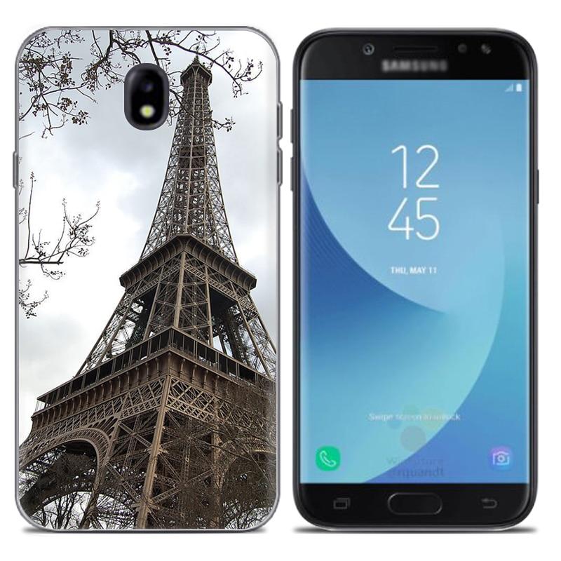 Samsung Galaxy J5 2017 J530 Avropa versiyası 5.2 düymlük Moda - Cib telefonu aksesuarları və hissələri - Fotoqrafiya 2
