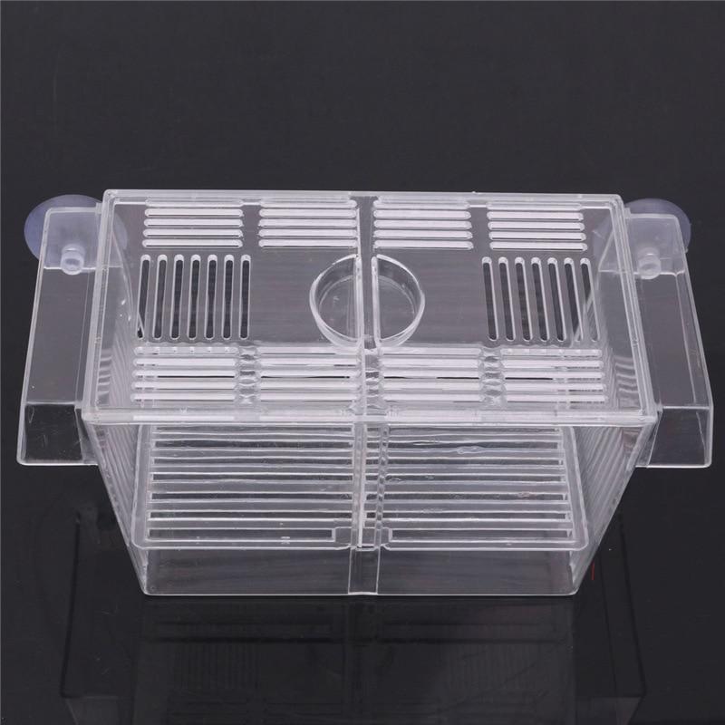 Buy 1pcs large plastic transparent fish for Fish tank online