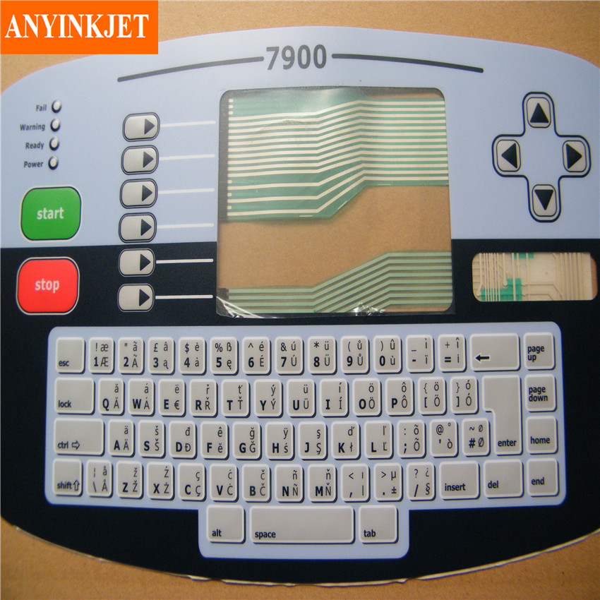 New product KEYBOARD for linx 7900 pritner product differentiation