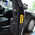 OPEN car styling warning car stickers for Lifan X50 X60 620 320 520 CEBRIUM SOLANO NEW CELLIYA SMILY Geely X7 EC7
