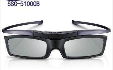 New 4x lot SSG-5100GB <font><b>FOR</b></font> <font><b>SAMSUNG</b></font> 3D TVs Active Shutter <font><b>Glasses</b></font> / <font><b>Battery</b></font> SSG-5100GB series 3D TV, free ship