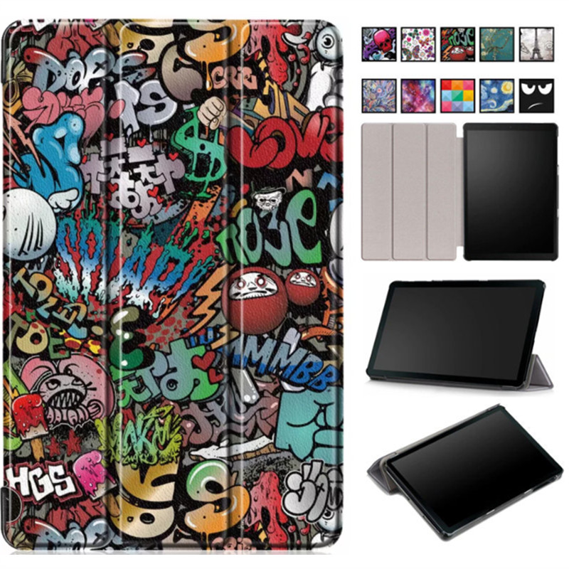 Case For Samsung Galaxy Tab A 2019 SM-T510 SM-T515 T510 T515 Tablet Support The Car Cover Case For Tab 10,1