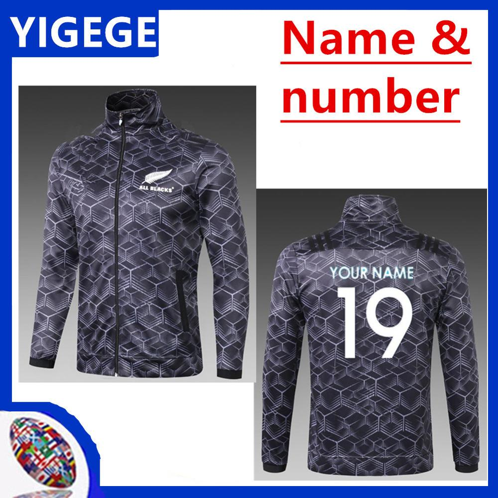 4bc70739237 New Zealand Super Rugby Jerseys All Blacks jersey Presentation Jacket All  Blacks jersey Jacket (can