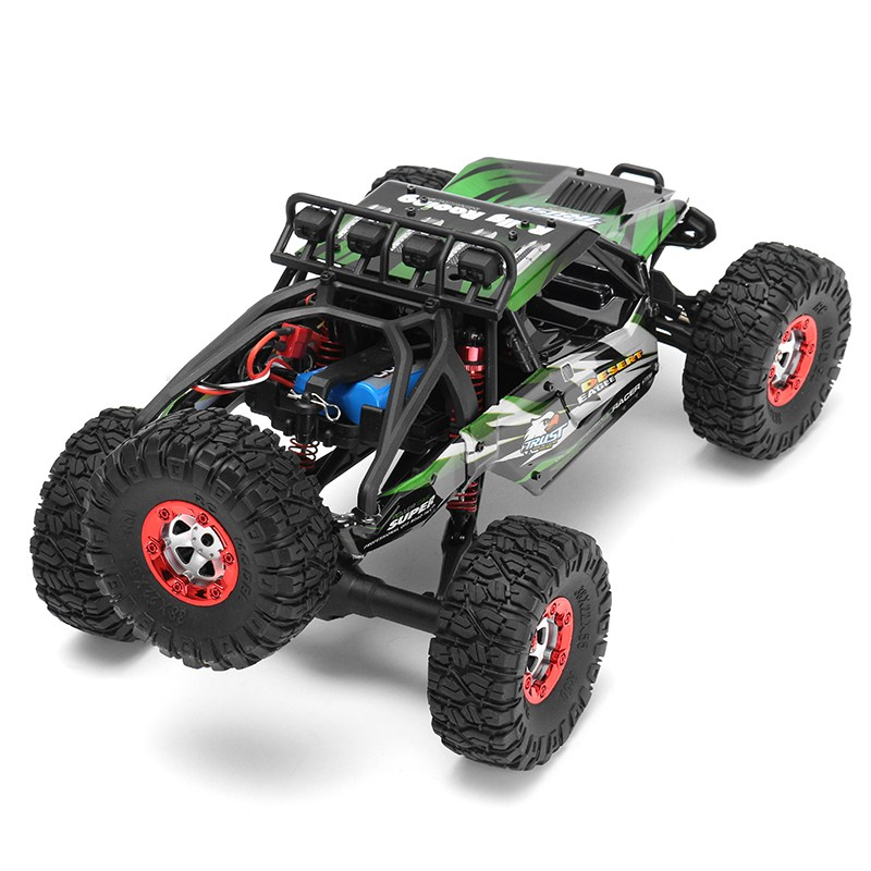 Feiyue FY07 1:12 2.4G 4WD 35KM/H RC Off-Road Desert Truck - RTR losi micro desert truck электро синий rtr losb0233t2