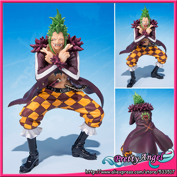 Japan Anime Original Bandai Tamashii Nations Figuarts ZERO Exclusive ONE PIECE Collection Figure - Bartolomeo japan anime one piece 100% original bandai tamashii nations figuarts zero figure violet