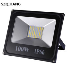30W 50W 100W 150W 200W 300W 400W Outdoor LED Floodlight Waterproof  Floodlighting Garden Street Flood Light Led Projector Lamp цена