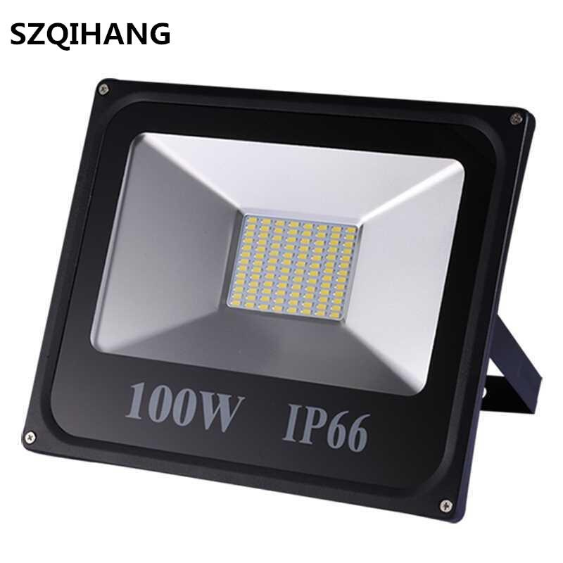 30W 50W 100W 150W 200W 300W 400W Outdoor LED Floodlight Waterproof Floodlighting Garden Street Flood Light Led Projector Lamp