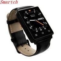 Smartch Smart Watch NO 1 D6 1GB RAM 8GB ROM MTK6580 Quad Core 1 63 Inch