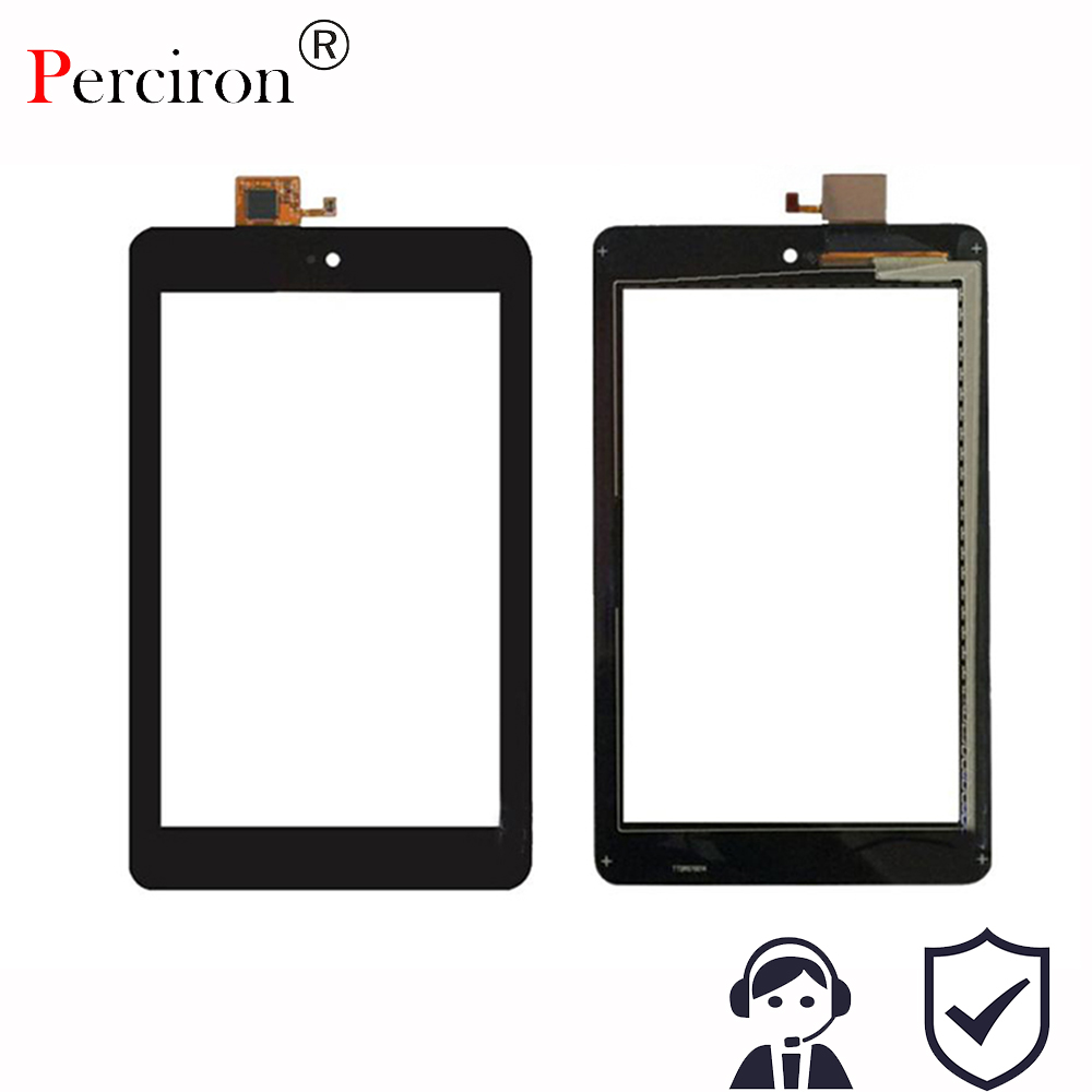 New 7'' Inch Touch Screen With Digitizer Panel Front Glass FOR Dell T01C Venue 7 3730 Free Shipping