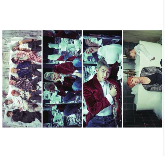 2018 Card Photo Card Album Poster Kpop Bts Bangtan Jung Kook Label Post 120 Cards Back To Search Resultsapparel Accessories 1 Poster Fire Bts K-pop K Pop Bts 1 Sold