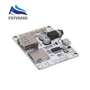 Image 2 - Bluetooth Audio tablica odbiorcza z USB gniazdo karty TF odtwarzanie dekodowania wyjście przedwzmacniacza A7 004 5V 2.1 bezprzewodowy muzyka Stereo moduł