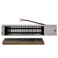 280Kg/600Lbs magnetic lock for Wooden door Glass door Metal door Fireproof door