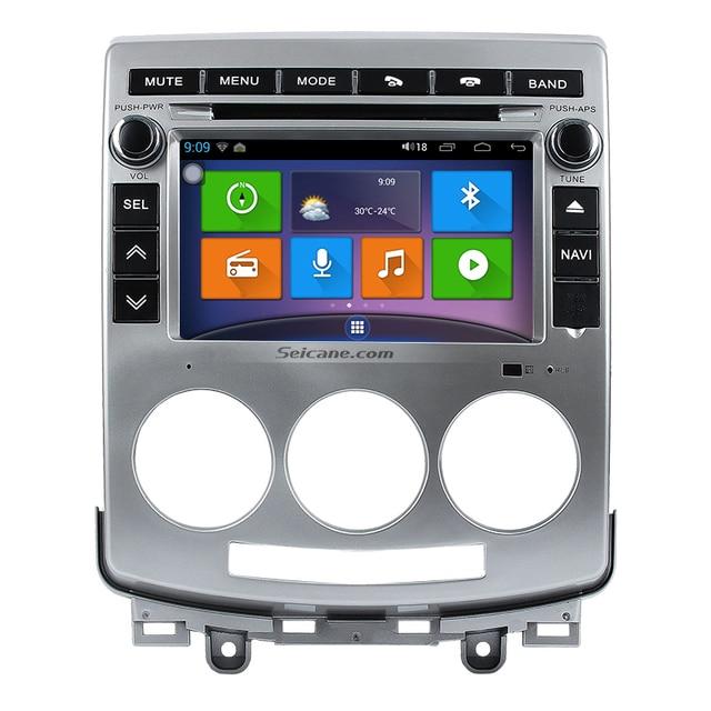 Aftermarket Oem Android  Car Stereo Gps Navigation System For Mazda 5 2005