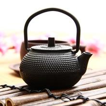 Mini iron pot, palm, tea, pet, small, Japan, teapot,  tea set