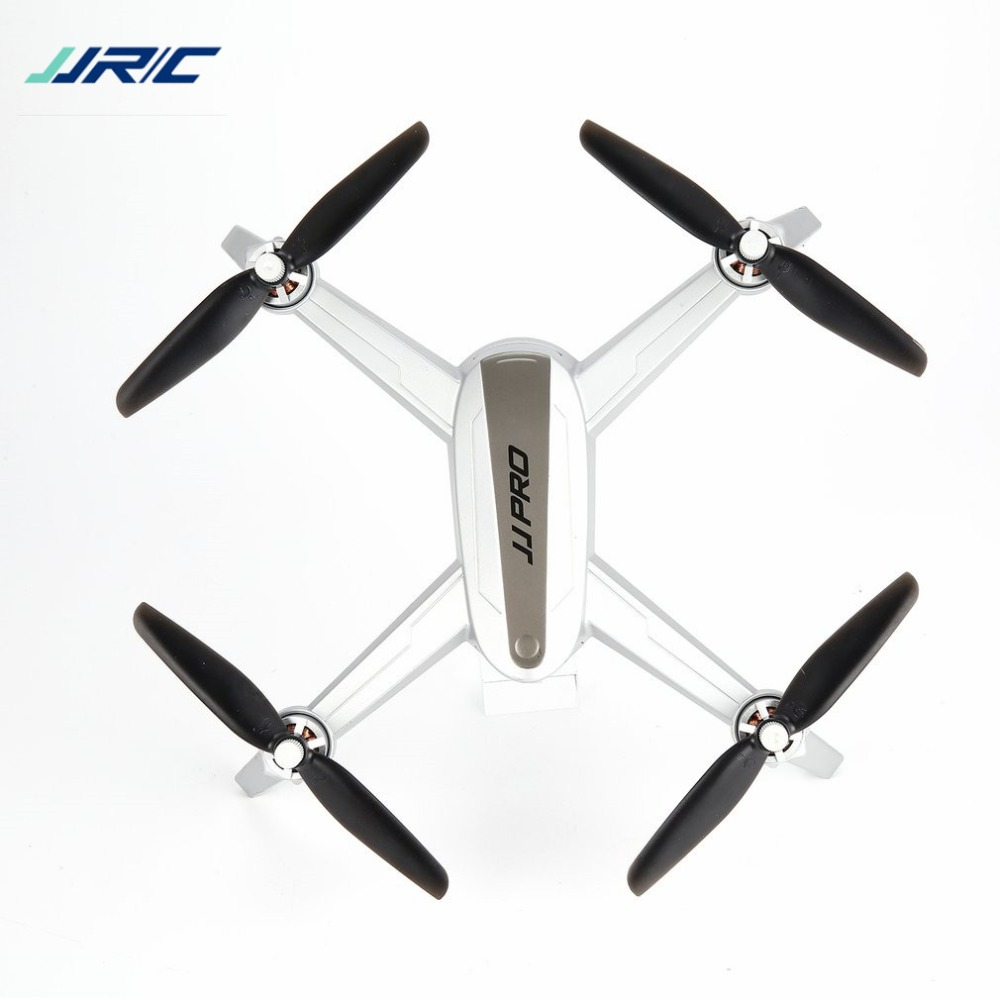 JJPRO X5 2.4G GPS Positioning 1080P HD 5GWIFI Adjustable Camera FPV Drone Brushless RC Drone Quadcopter One Key Return