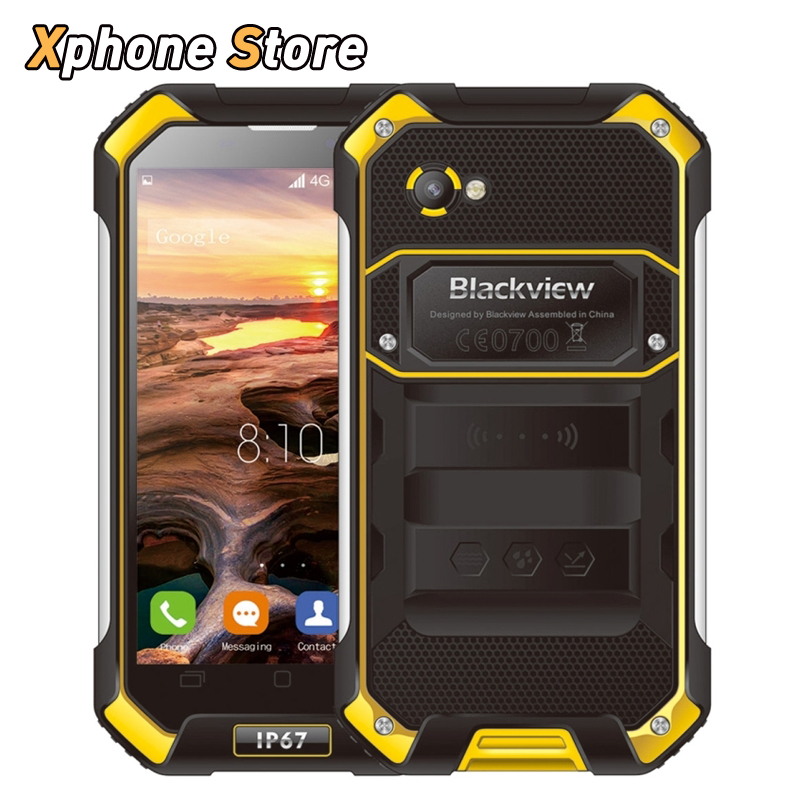 In Stock 4500mAh 4G Original Blackview BV6000 32GB ROM 3GB RAM 4 7 Android 6 0