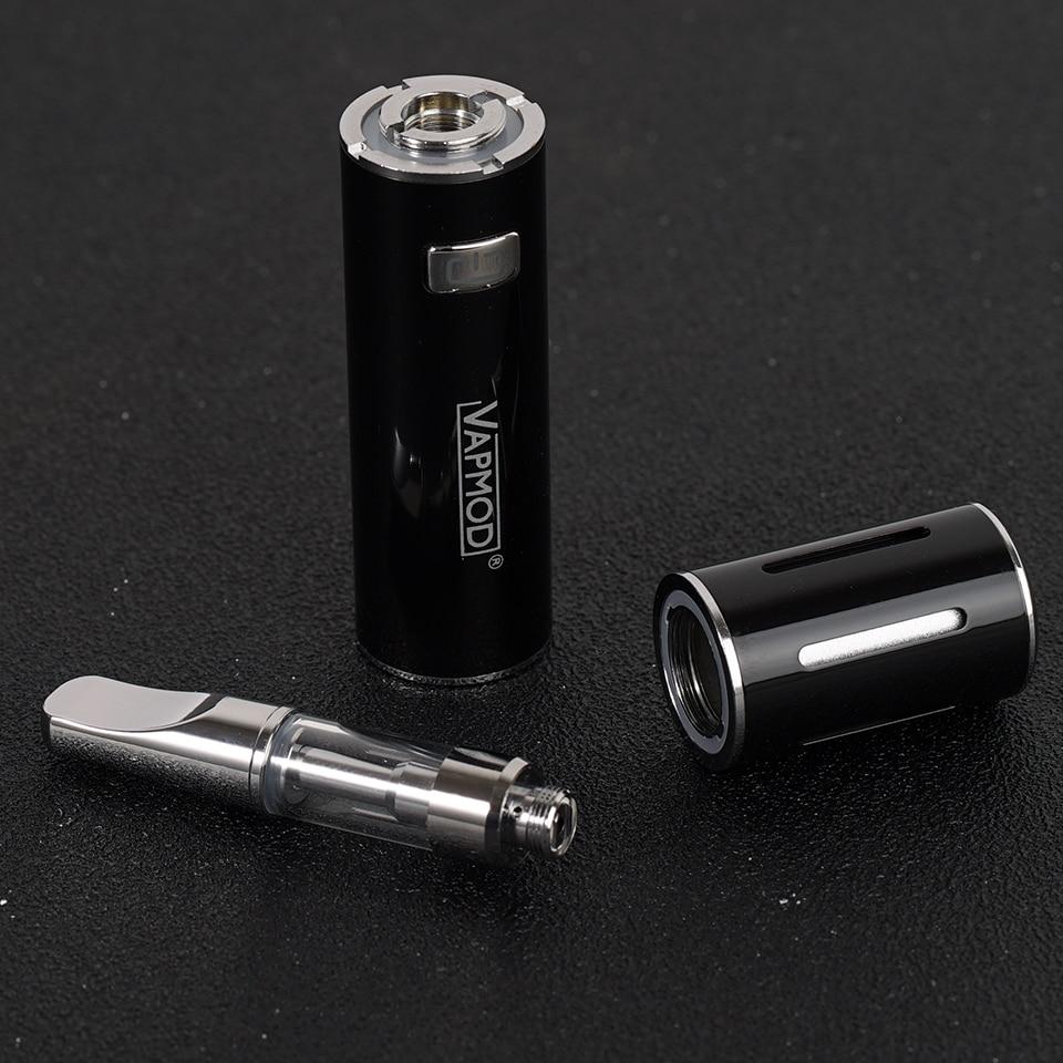 Original Veeape Vapmod Xtube 710 Starter kit With Ceramic Coil Cartridge  900mAh Battery Thick Oil Wax Vaporizer Vape Pen