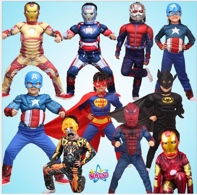 Cartoon Halloween Costumes